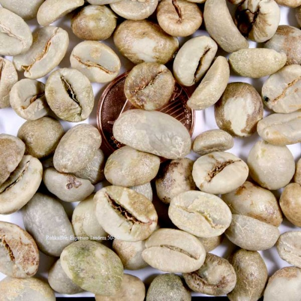 Espresso Blend Tandem 50-50