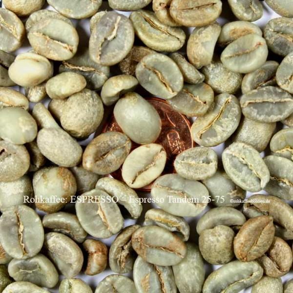 Espresso Blend Tandem 25-75