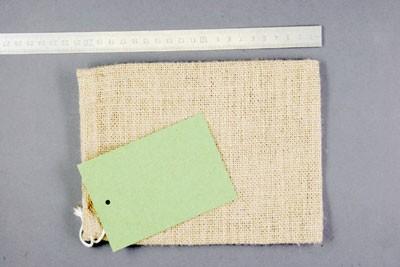 Jutesäckchen 6x8 Inch (ca.15x20cm)