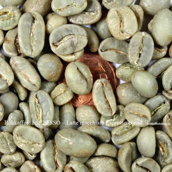 Espresso Latte macchiato Blend