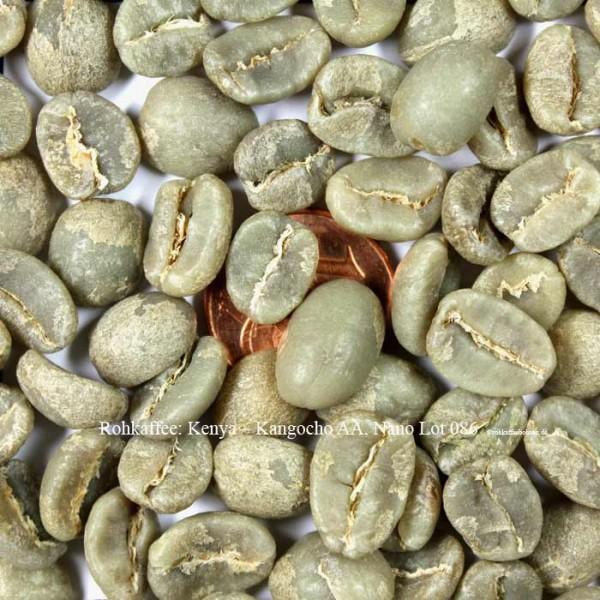 rohkaffee-Rohkaffee-Kenya-Kangocho-AA-Nano Lot 086  ©rohkaffeebohnen.de