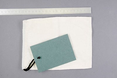 Baumwoll säckchen 6x8 Inch (ca.15x20cm)