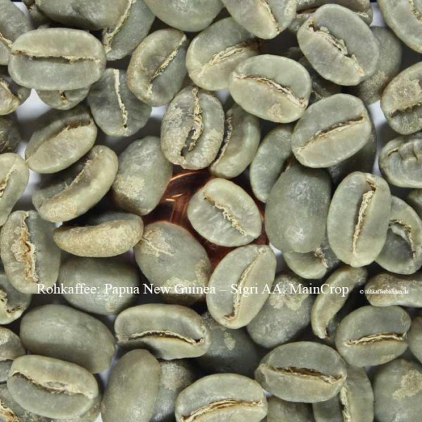 PAPUA NEW GUINEA - Estate Sigri AA Top, Main Crop
